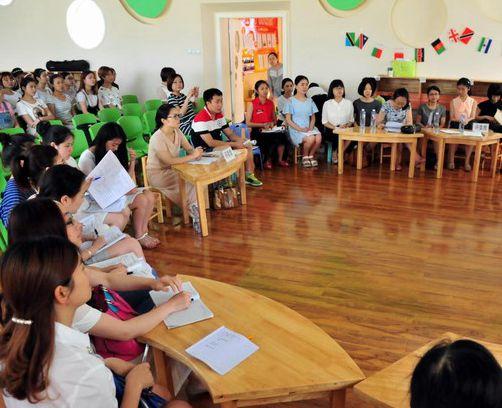 贵州贵阳幼师专业学校办学性质和规模