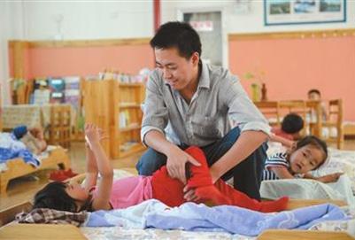 四川幼师学校分享男幼师的发展前景
