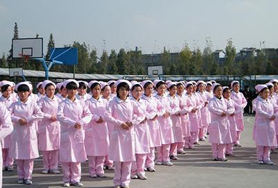 重庆卫生职业学校护理专业就业如何