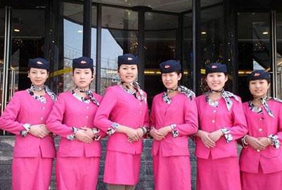 重庆航空学校空中乘务专业就业前景
