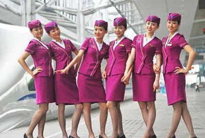 成都航空学校空姐专业发展前景如何