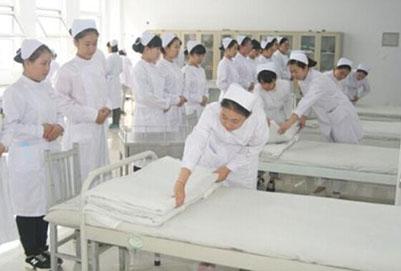郫县护理专业学校收费是多少?