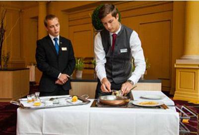 旅游服务与酒店管理