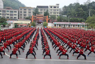 广安市东方文化武术学校怎么样?好不好?