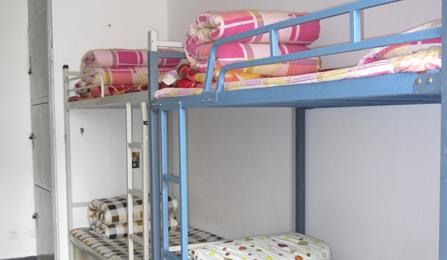 云南交通技师学院宿舍条件及图片
