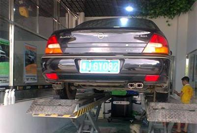 车整形技术_重庆汽车整形专业学校哪些好