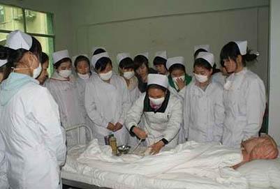 四川省达州中医学校护理专业
