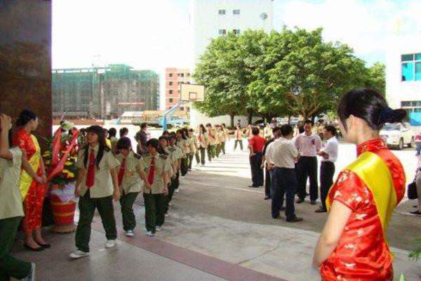 中国十九冶高级技工学校